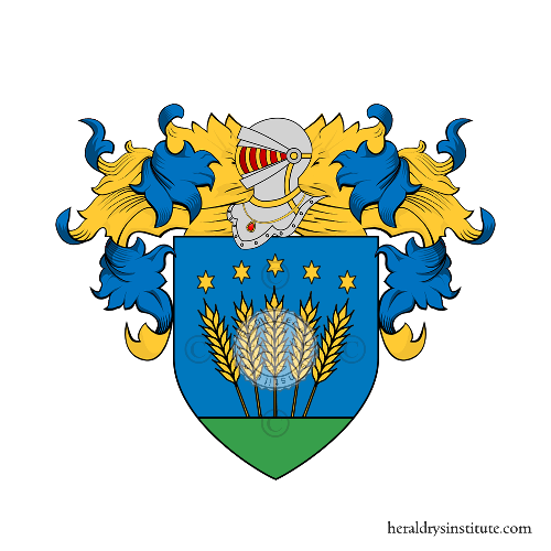 Coat of Arms of family Segali
