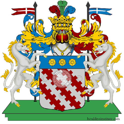Coat of Arms of family Zicchinello