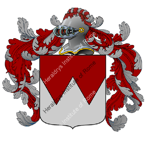 Coat of Arms of family Ravoto