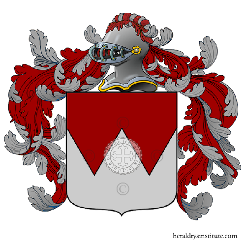 Coat of Arms of family Siconolfi