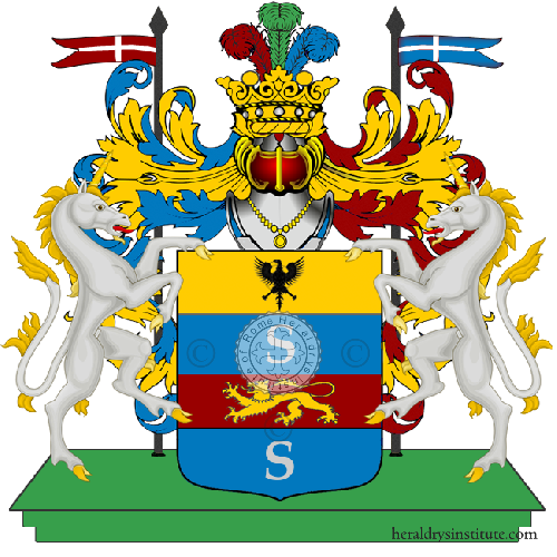 Coat of Arms of family Signorello