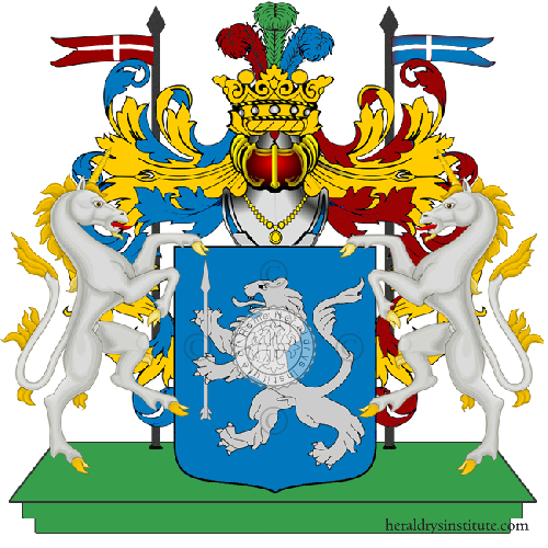 Coat of Arms of family Somisa