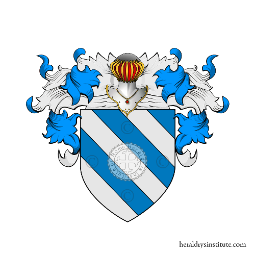 Coat of Arms of family Rudigli
