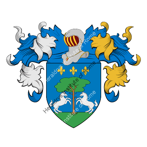 Coat of Arms of family Donesi