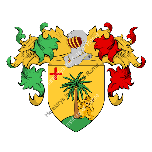 Coat of Arms of family Rasore