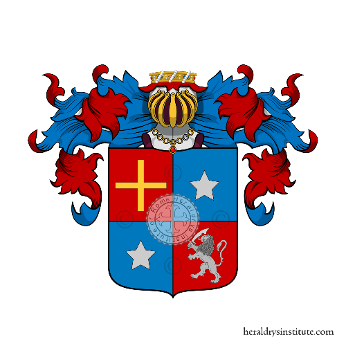 Coat of Arms of family D'aurizio