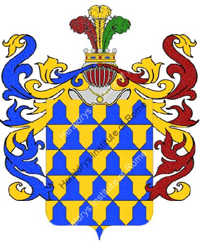 Coat of Arms of family Pittingaro