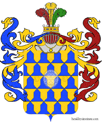 Coat of Arms of family Zitti