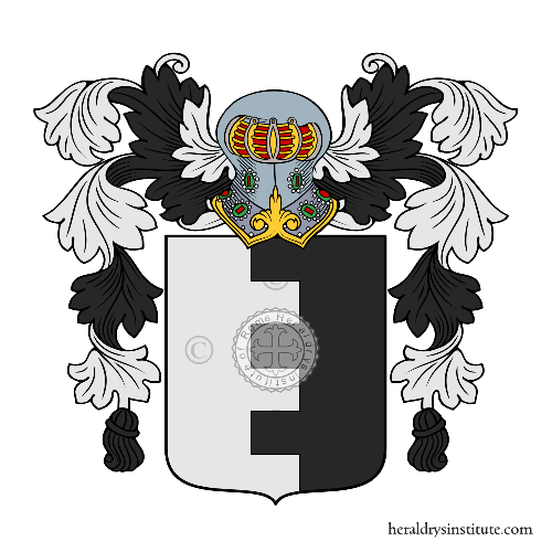 Coat of Arms of family Giangregorio
