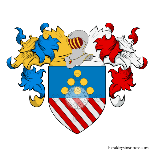 Coat of Arms of family Suno
