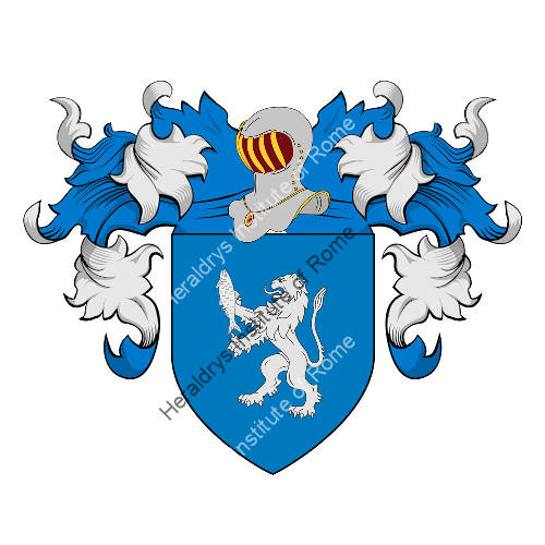 Coat of Arms of family Ordinelli