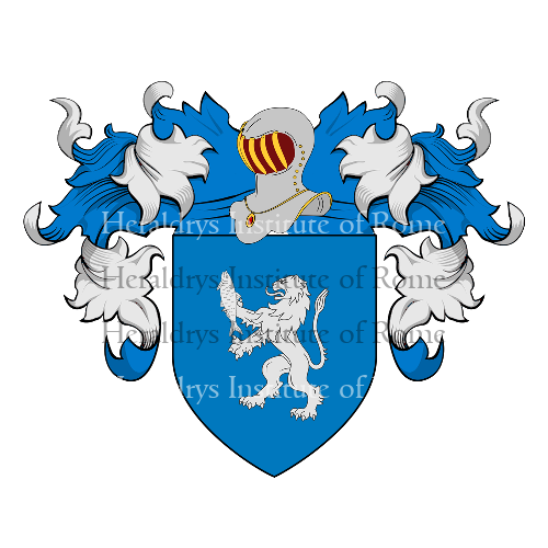 Coat of arms of family Loso