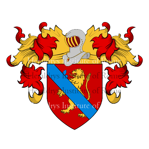 Coat of Arms of family Norriglia