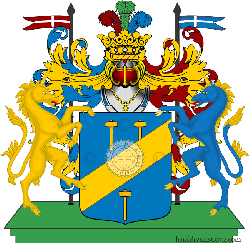Coat of Arms of family Pizzolanti