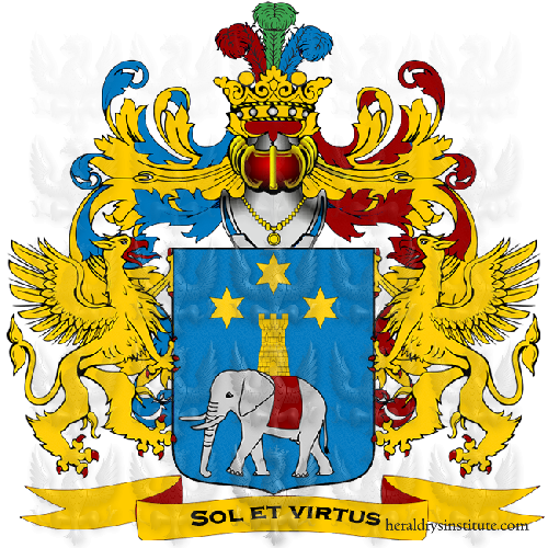 Coat of Arms of family Valentina