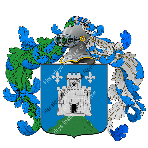 Coat of Arms of family Vanetta