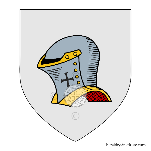 Coat of Arms of family Vavasorio