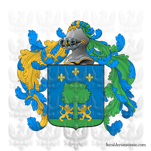 Coat of Arms of family Vinacci