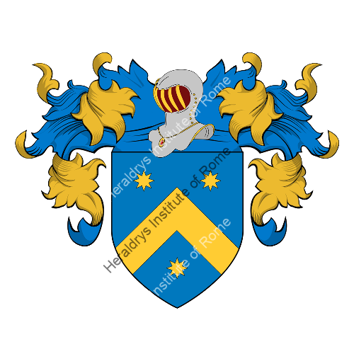 Coat of Arms of family Termani