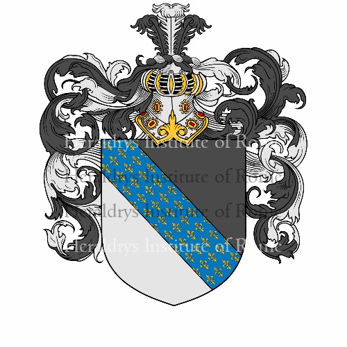 Coat of Arms of family Rettore