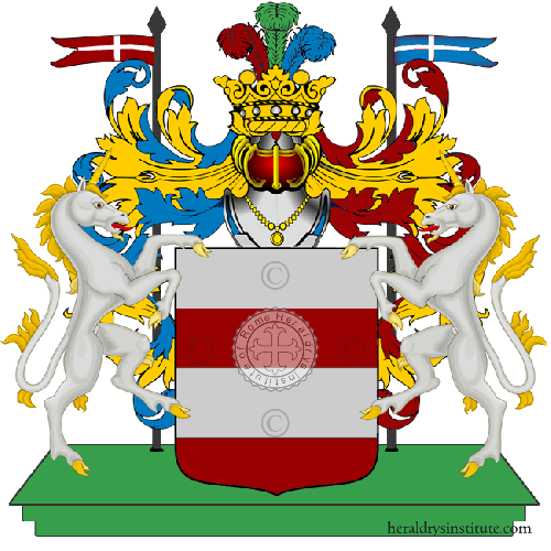 Coat of Arms of family Devezzi