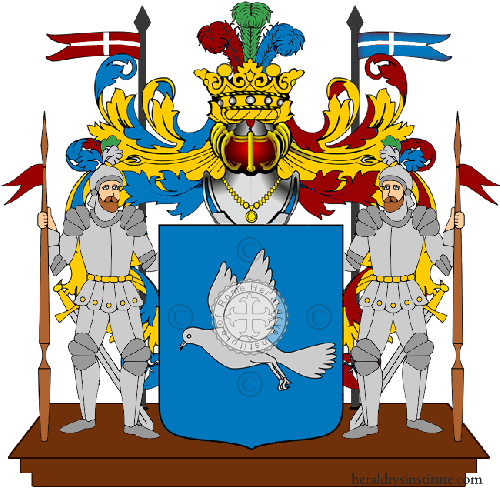 Coat of Arms of family Massariol