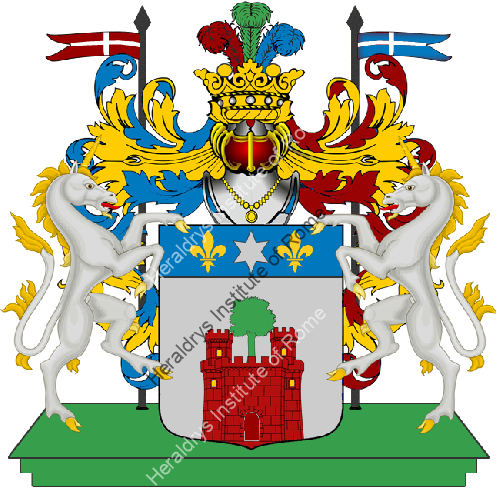 Coat of Arms of family Rero