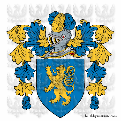 Coat of Arms of family Raccaro