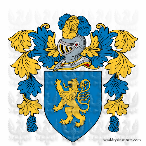 Coat of Arms of family Zavasi