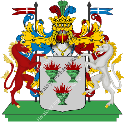 Coat of Arms of family Velardo