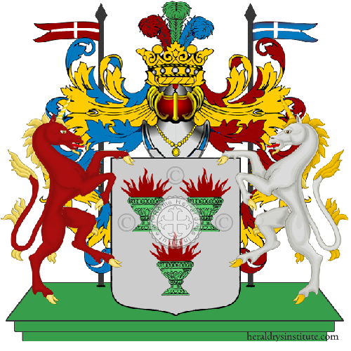 Coat of Arms of family Villardi