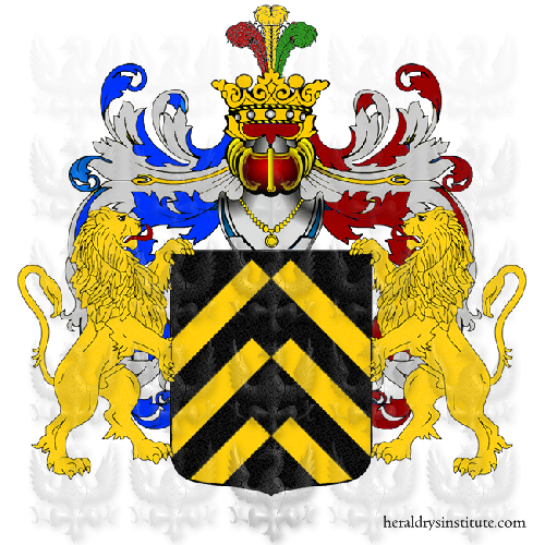 Coat of Arms of family Erdas
