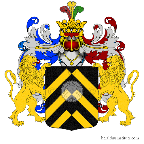Coat of Arms of family Violae