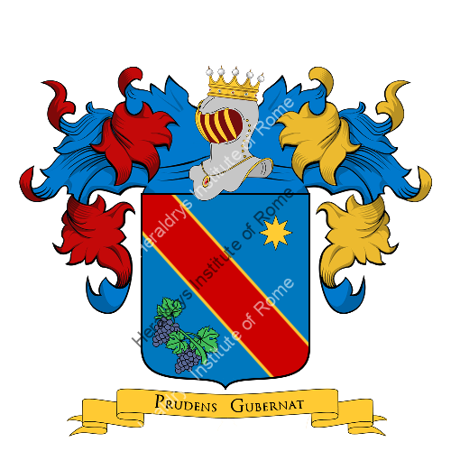 Coat of Arms of family Vitirisi
