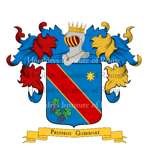 Coat of Arms of family Vitiva