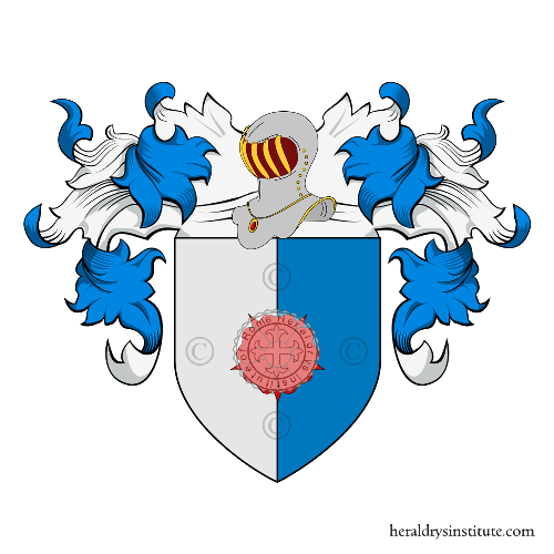 Coat of Arms of family Pizzana
