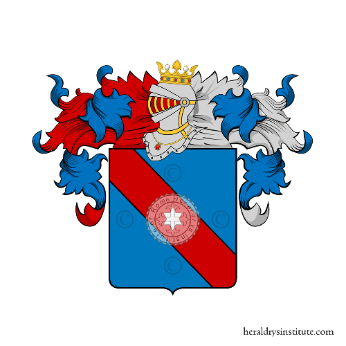 Coat of Arms of family Zangaria