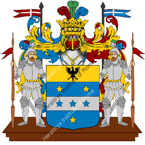Coat of Arms of family Vizzone
