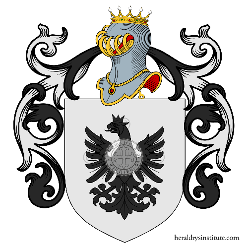 Coat of Arms of family Placito