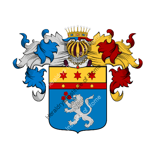 Coat of Arms of family Verbini