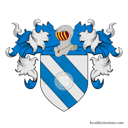 Coat of Arms of family Sanziani