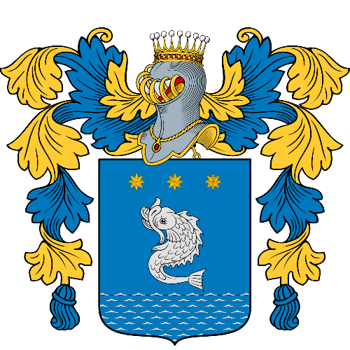 Coat of Arms of family Zucchino