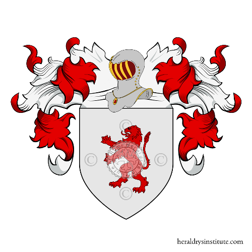 Coat of Arms of family Zuccotti