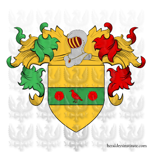 Coat of Arms of family Mancone