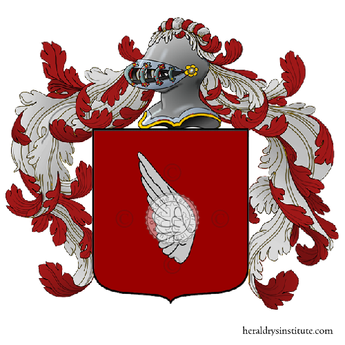 Coat of Arms of family Tanda