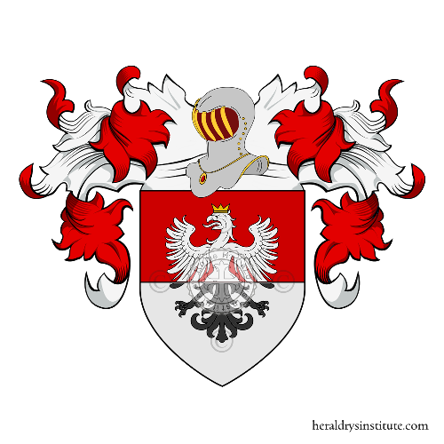 Coat of Arms of family Biancalana