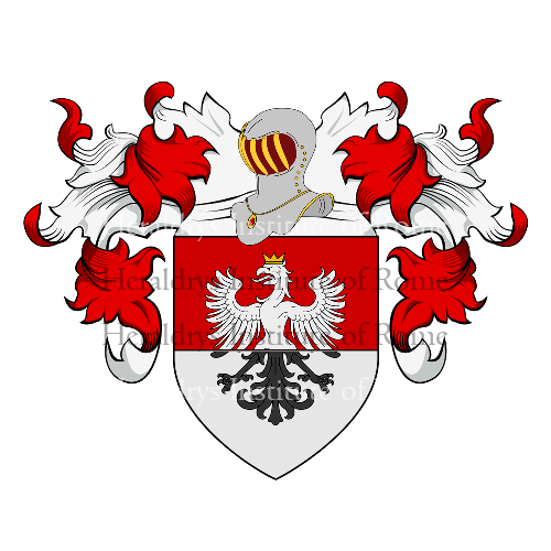 Coat of Arms of family Biancalani